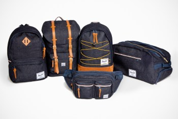"""Herschel Supply Co. 2012 """"Bad Hills"""" Selvage Denim Collection"""
