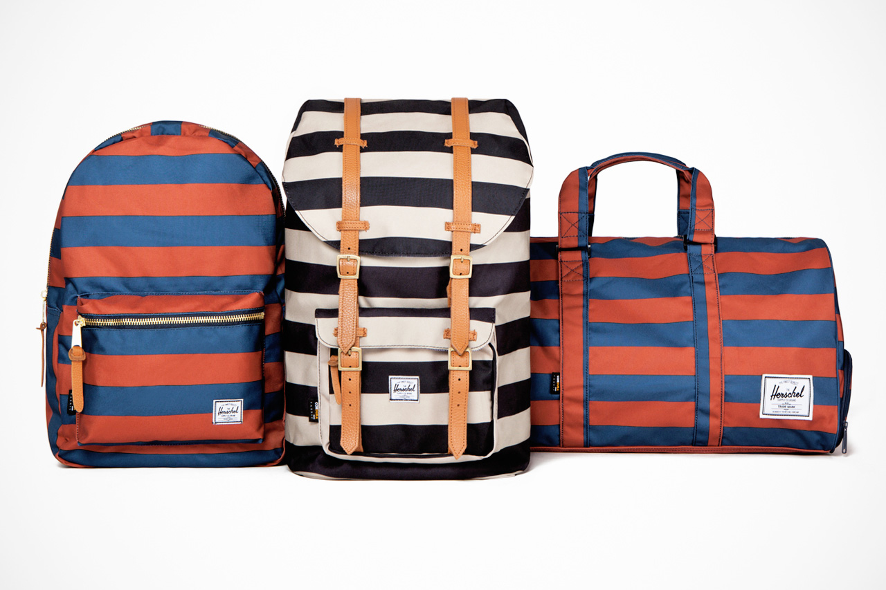 herschel supply co 2012 fall winter field collection releases