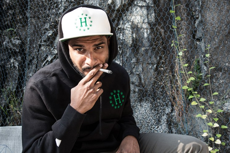 HIGH TIMES x HUF 2012 Fall Capsule Collection