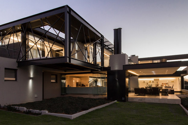 House Ber by Nico Van Der Meulen
