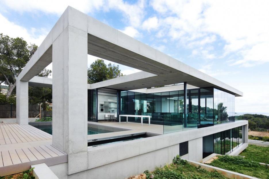 house in costa den blanes by sct estudio de arquitectura