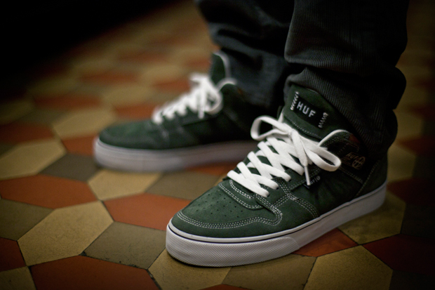 HUF 2012 Fall/Winter Delivery 2 Lookbook