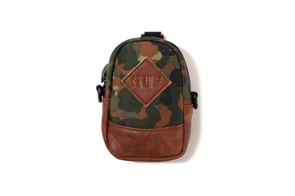huf 2012 fall winter german camo cordura accessories collection