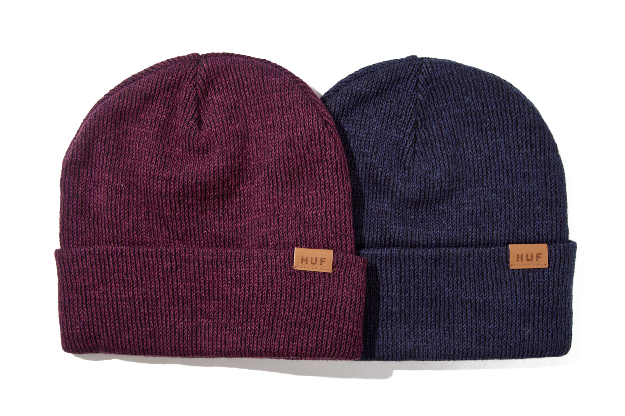 huf 2012 fall winter new releases