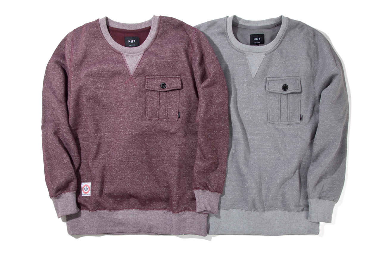 HUF 2012 Fall/Winter New Releases