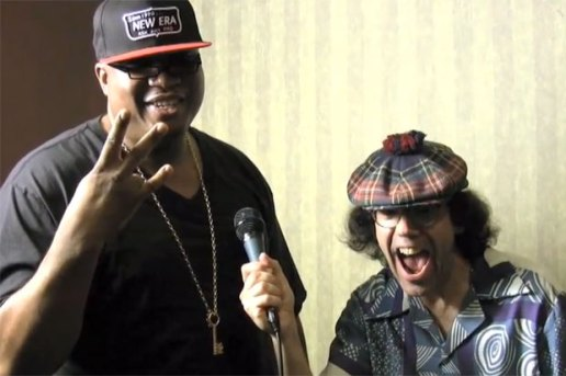 i am OTHER: Nardwuar vs. E-40