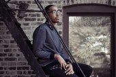 """I Love Ugly """"From Largo With Love"""" Editorial featuring Oddisee"""