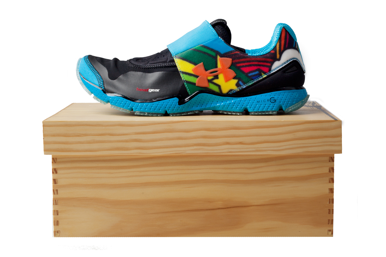 IGIRIS x Under Armour Charge RC