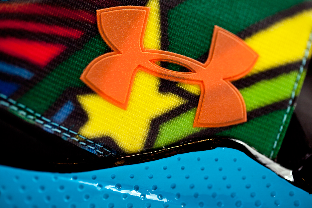 IGIRIS x Under Armour Charge RC Preview