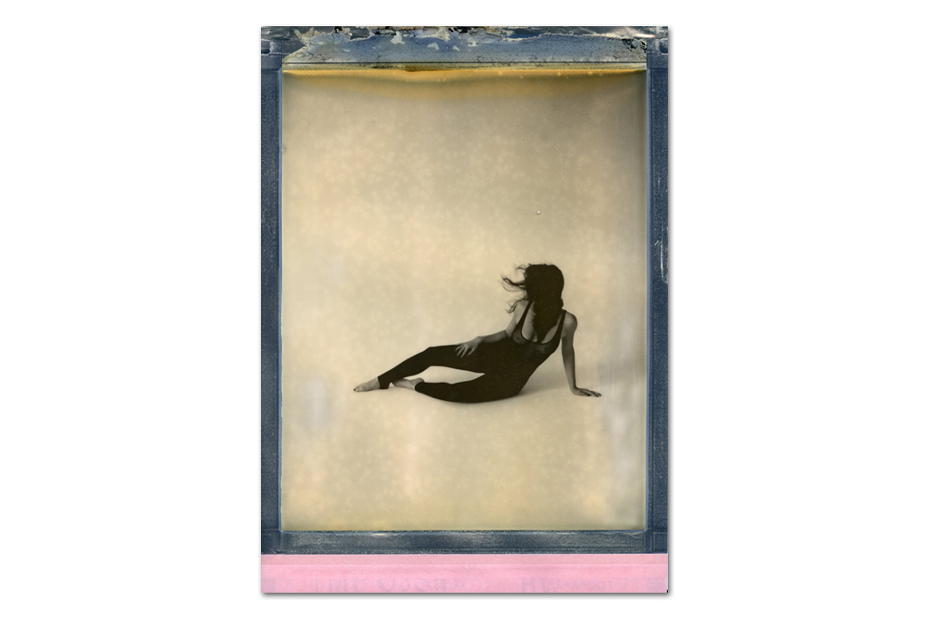 IMPOSSIBLE 8x10 Silver Shade Film
