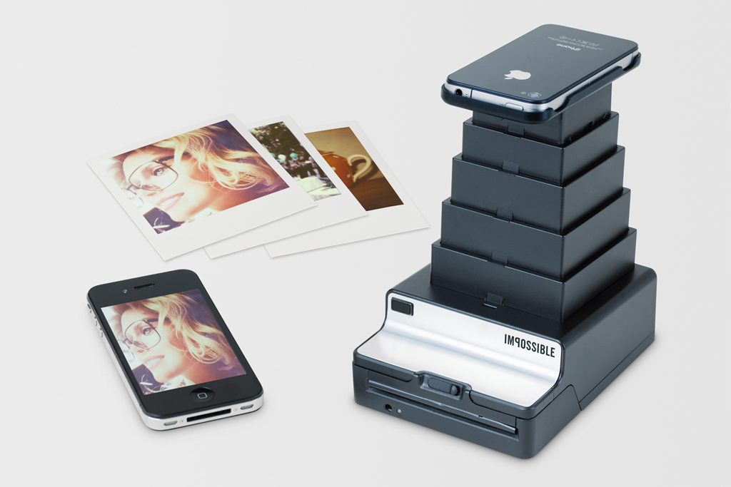 IMPOSSIBLE Bridges the Gap Between Analog and Digital with the Instant Lab