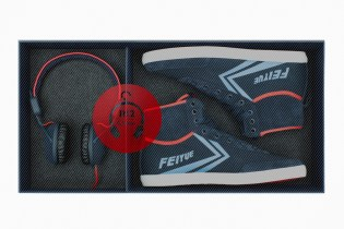 IN2 and Feiyue Release a New Pack of Sneakers and Headphones