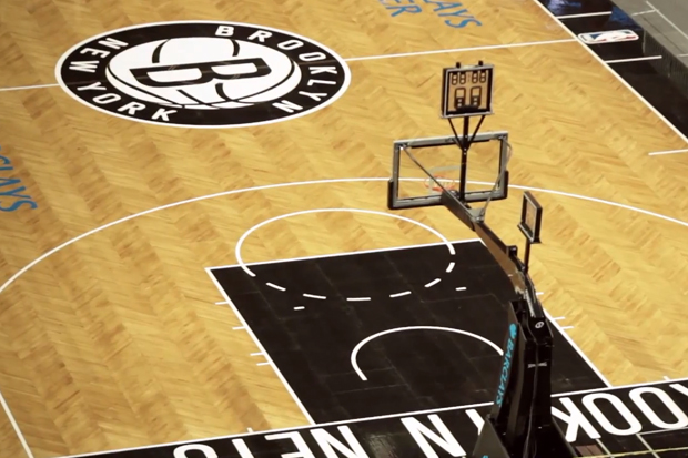 Inside the Brooklyn Nets' New High-Tech Arena