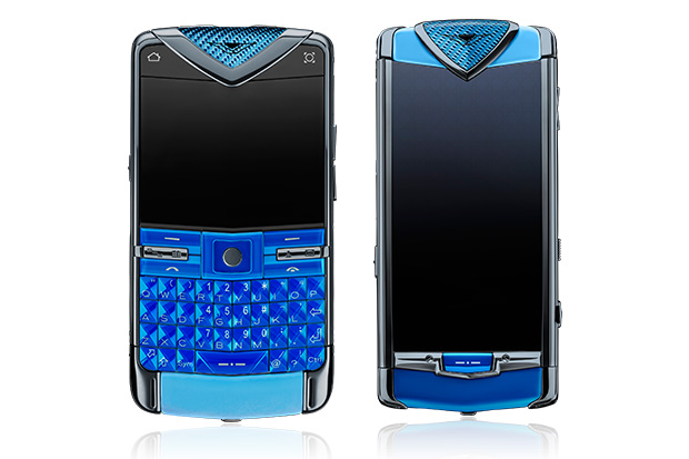 Italia Independent x Vertu Phones