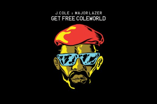 J. Cole x Major Lazer - Get Free ColeWorld