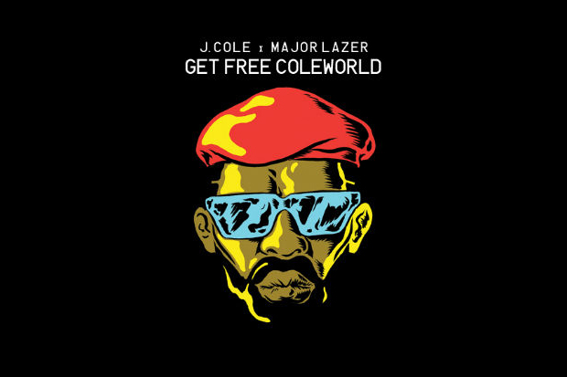 j cole x major lazer get free coleworld