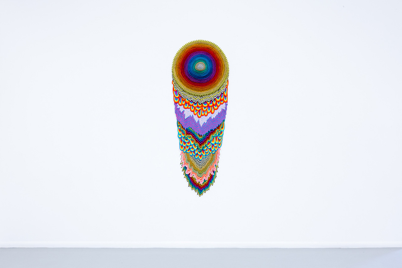 "Jen Stark ""To the Power Of"" Exhibition @ Martha Otero Recap"