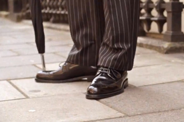 "Jimmy Choo x MR PORTER ""Stepping Out"" Video"