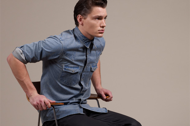 Joe Casely-Hayford for John Lewis 2012 Fall/Winter Collection