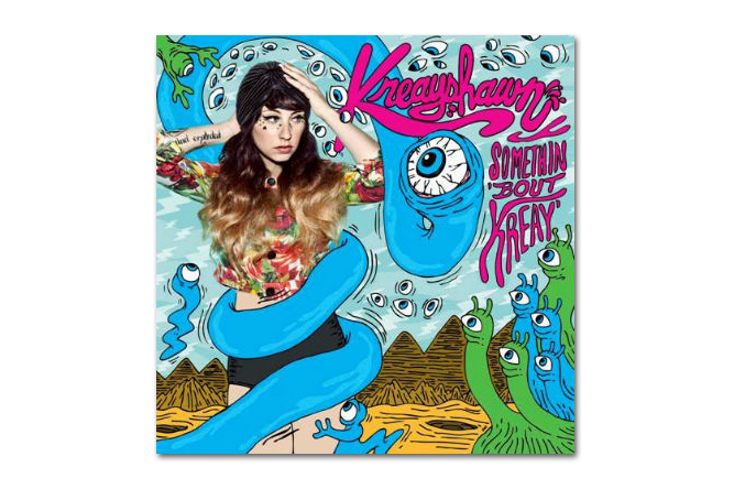 Kreayshawn featuring KiD CuDi - Like It Or Love It