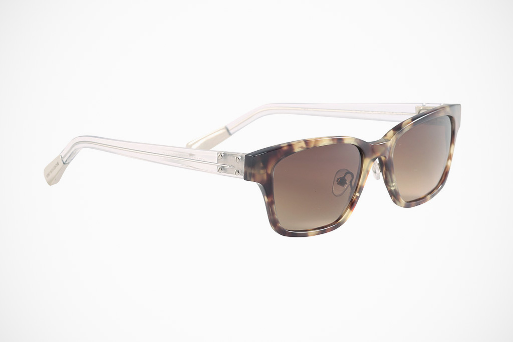 krisvanassche 2013 spring summer eyewear collection