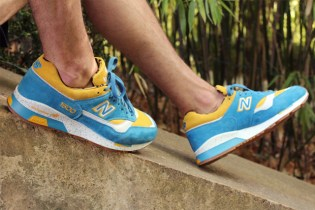 La MJC x colette x Undefeated x New Balance MT580 and 1500