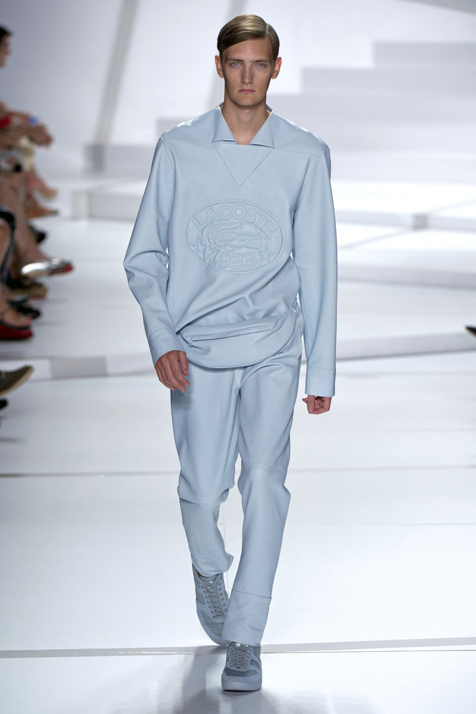 lacoste 2013 spring summer collection
