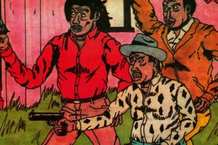 Lawrence Hubbard Talks Real Deal Comix and '70s LA with Stussy