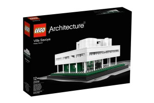 The architecture of design looks at maison martin margiela comme des garcons - Lego architecture maison blanche ...