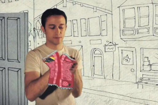 Levi's & hitRECord Announce Artistic Partnership with Joseph Gordon-Levitt