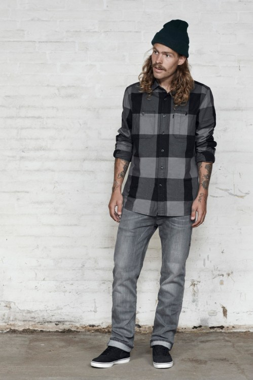 Levi's Streetwear 2012 Fall/Winter Collection