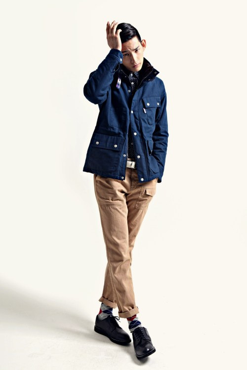 LIFUL 2012 Fall/Winter Collection