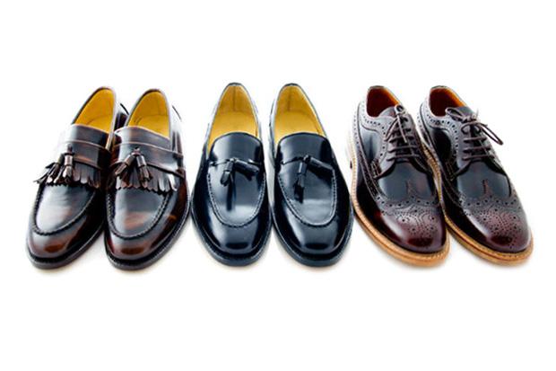 London Brown Handmade Shoes