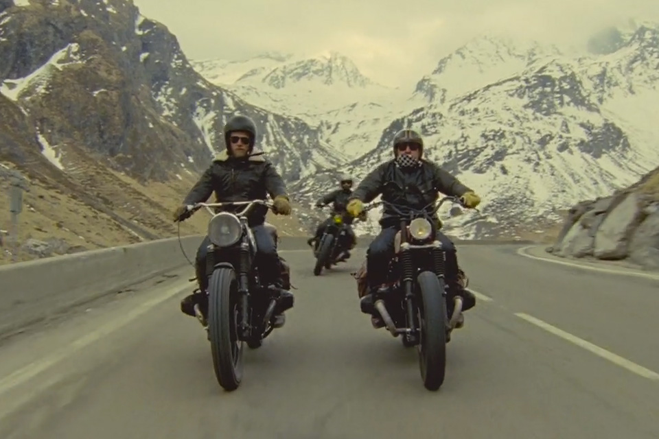 """""""Long Live The Kings"""" - A Motorcycle Roadtrip Captured on Super 16mm Film"""