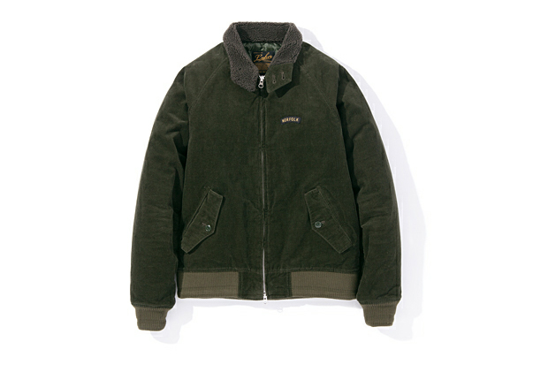LUKER by NEIGHBORHOOD 2012 Fall/Winter September Releases