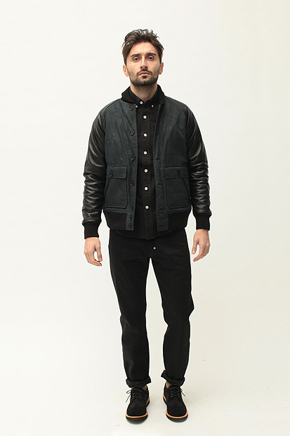 Maiden Noir 2012 Fall/Winter Lookbook