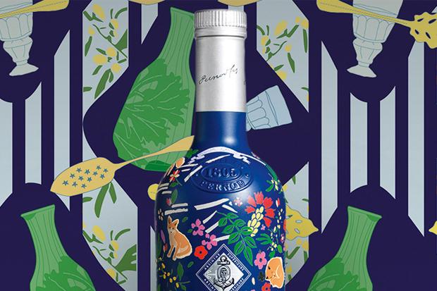 Maison Kitsune x Pernod Absinthe