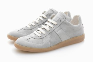 Maison Martin Margiela Bleached Denim Sneaker
