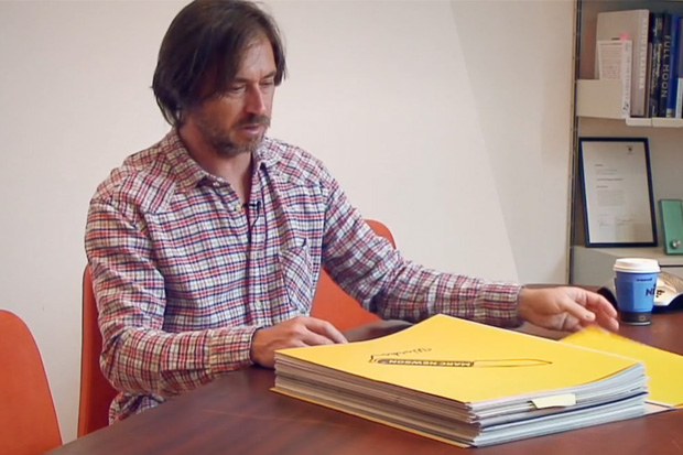 marc newson discusses his designs