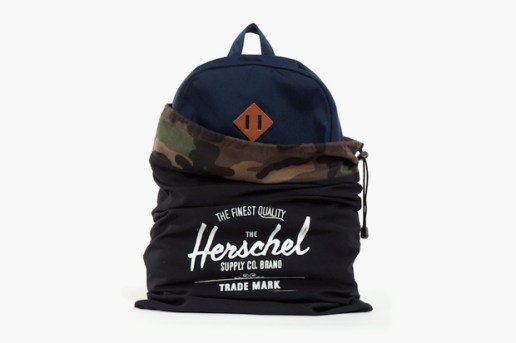 Mark McNairy for Herschel Suppy Co. Backpacks