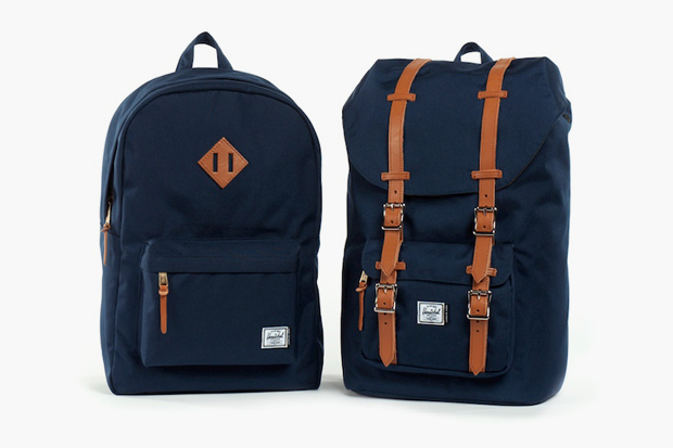 mark mcnairy for herschel suppy co backpacks