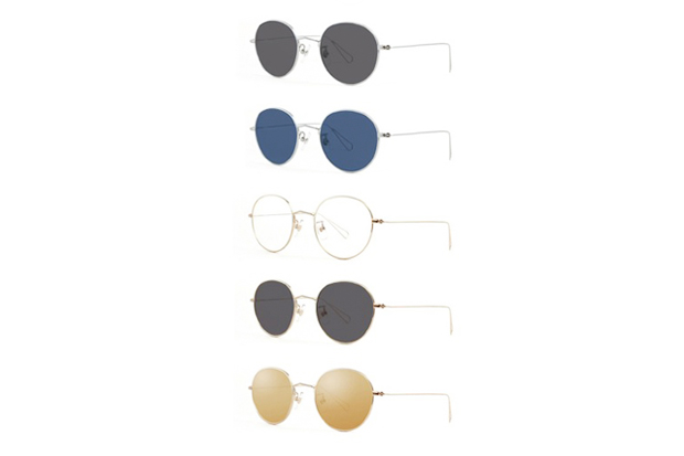 Mark McNairy New Amsterdam and Garrett Leight Launch New Eyewear Line