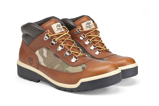 mark mcnairy x timberland 2012 fall winter preview