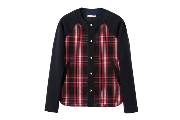 "MARNI 2012 Fall/Winter ""Check"" Collection"