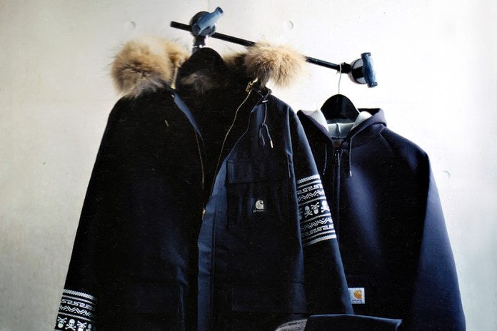 mastermind JAPAN x Carhartt 2012 Fall/Winter Capsule Collection
