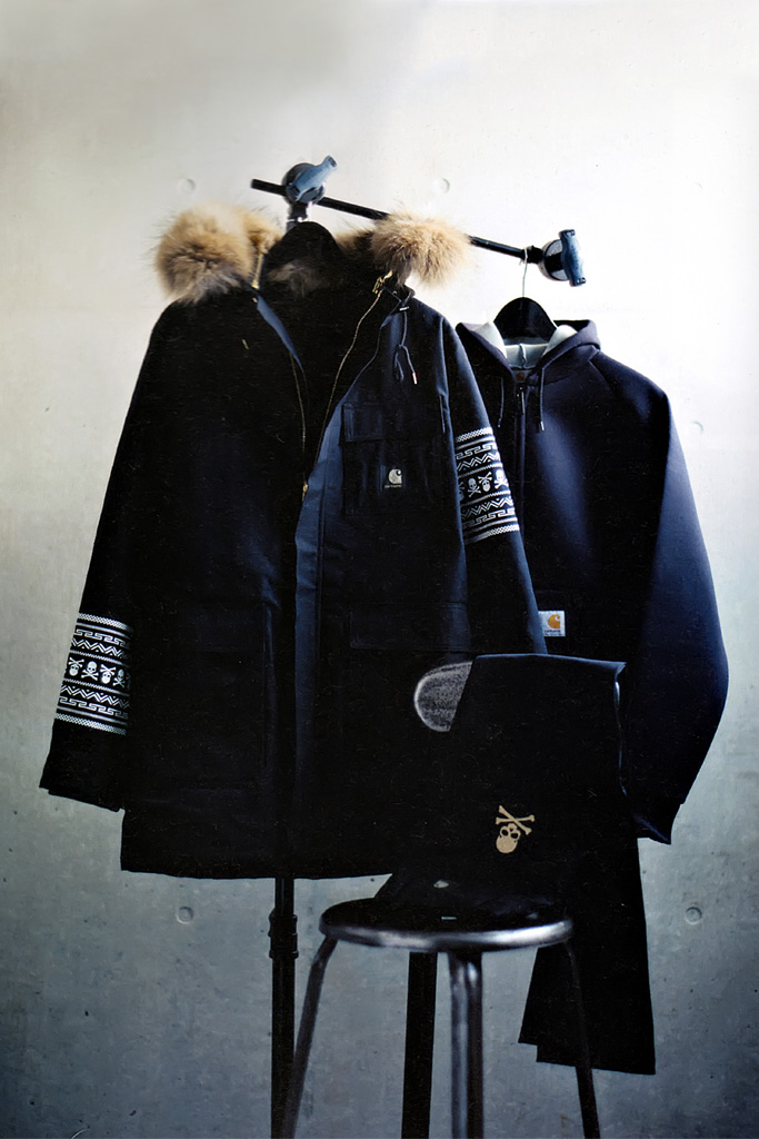 mastermind japan x carhartt 2012 fall winter capsule collection