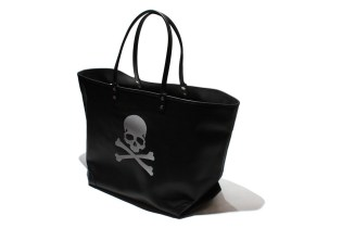 "mastermind JAPAN ""New Order"" Tote Bag"