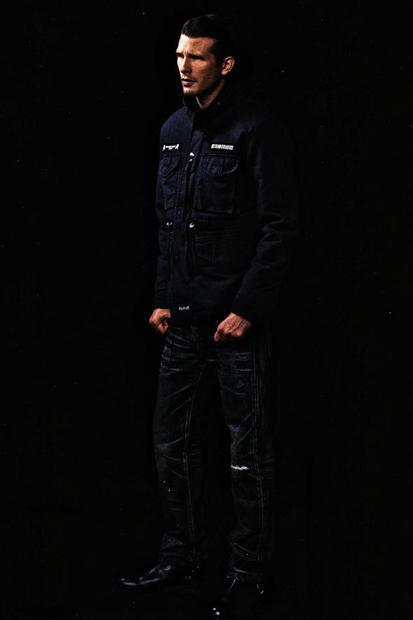 mastermind JAPAN x NEIGHBORHOOD 2012 Fall/Winter Lookbook Preview