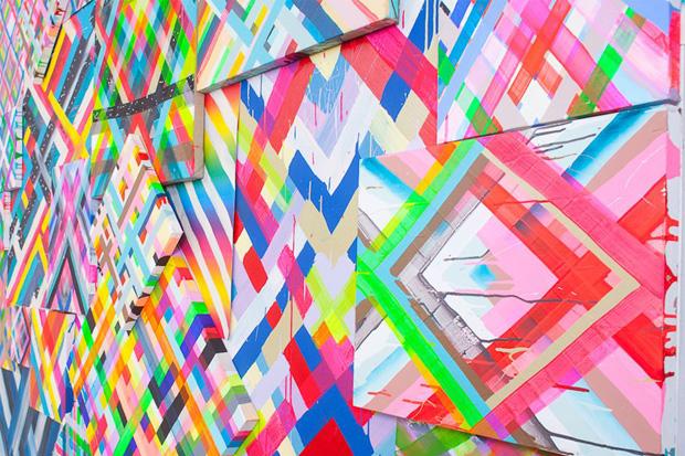 "Maya Hayuk ""Multi Versus"" @ Cooper Cole Gallery"