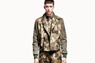 McQ by Alexander McQueen 2013 Spring/Summer Lookbook